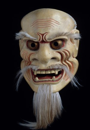 history of masks