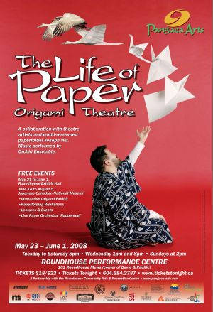 Life of Paper Poster